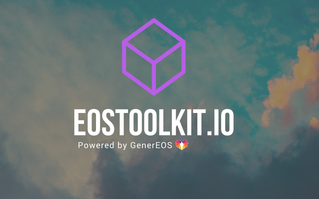 Transfer your Airdrops with EOSToolkit.io