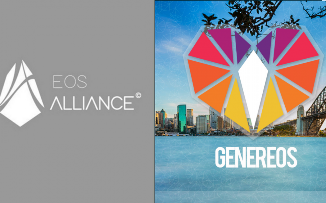 GenerEOS Supports the EOS Alliance