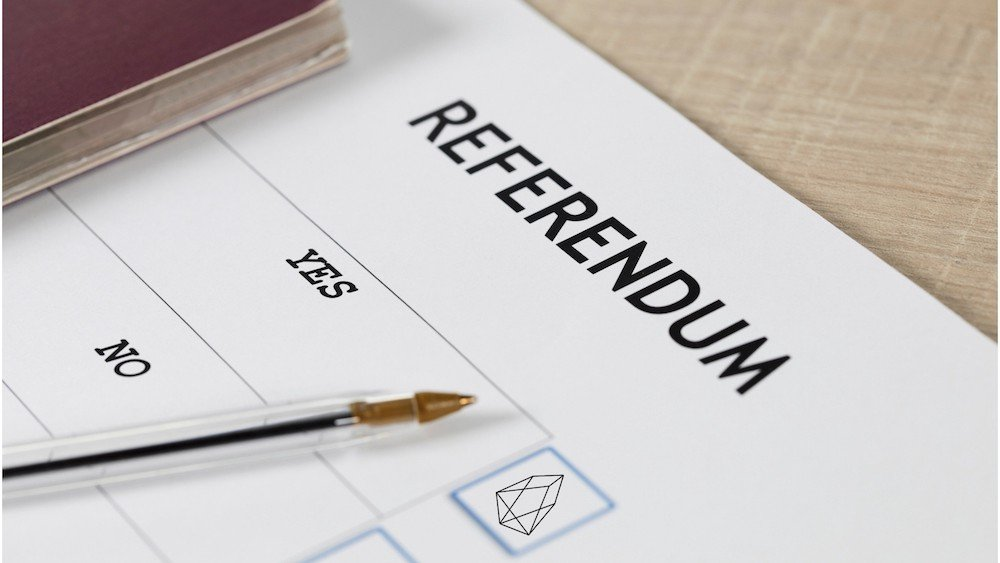 EOSvotes.io and the Importance of a Referendum Contract
