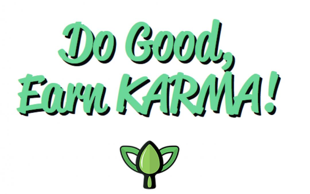 KARMA is ready to go! Stake your KARMA today!
