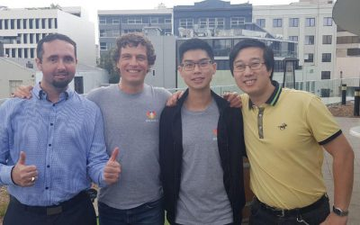 GenerEOS welcomes Jack Shi to the Team