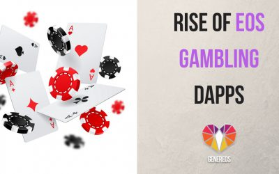 Development and Growth of EOS Gambling Dapps
