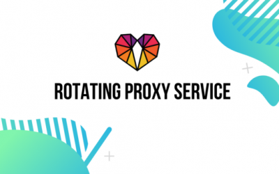 Open Source Rotating Proxy Service!